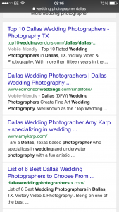 wedding photographer dallas mobile search 01